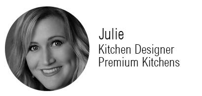 Julie, Kitche Designer