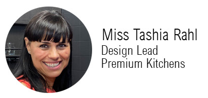 Tashia Rahl, Design Lead