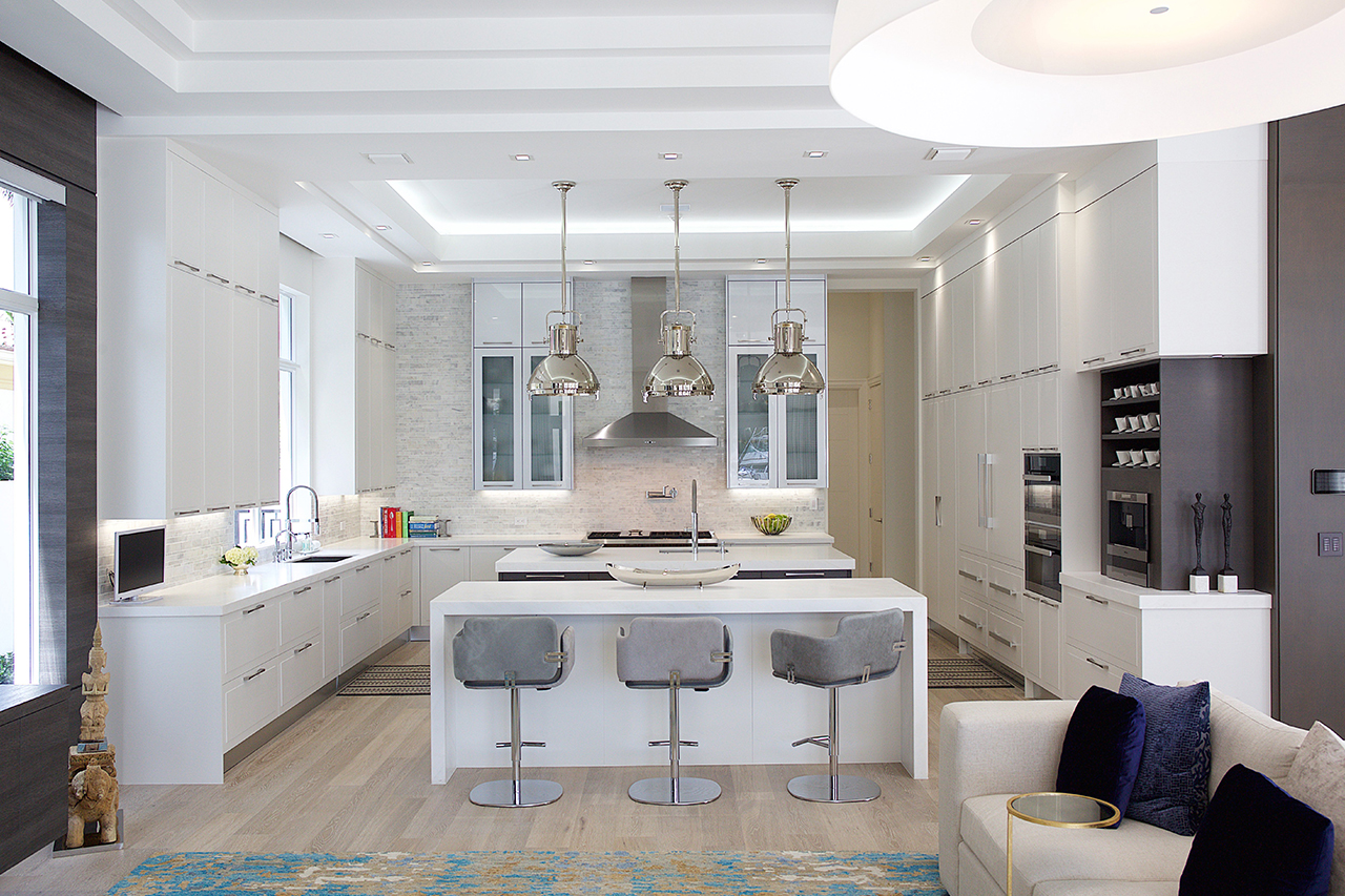 Home in Royal Palm Yacht, Boca Raton   Premium Kitchens