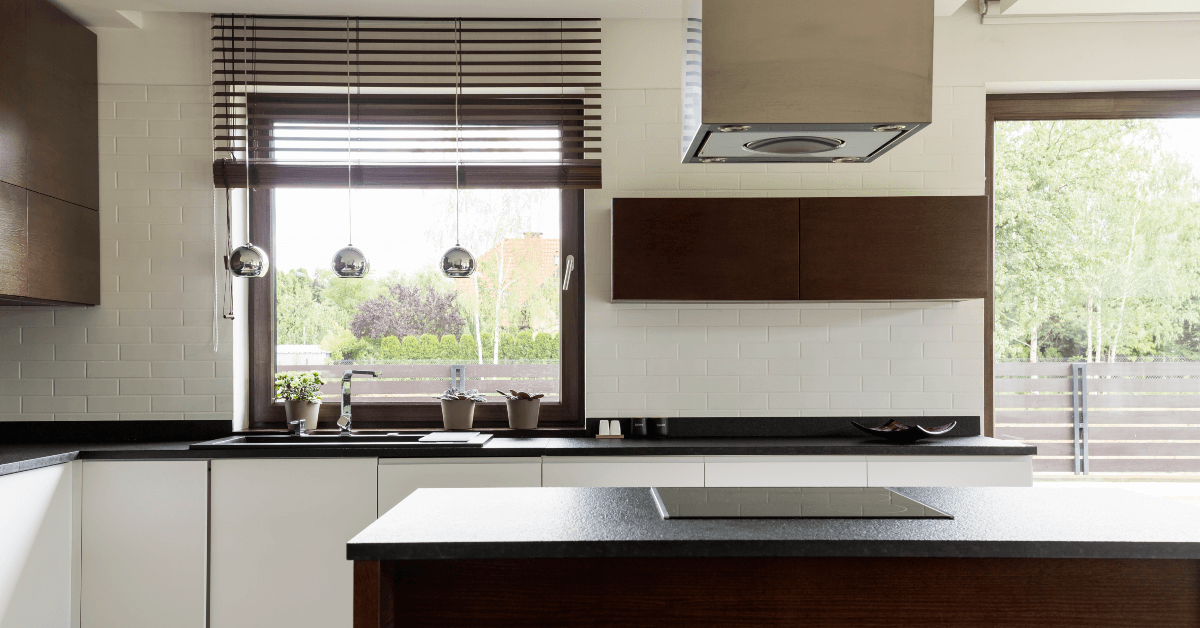 luxury kitchen in Broward County