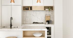 Italian kitchen design in Boca Raton