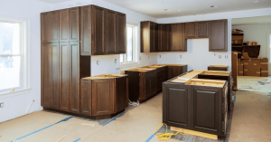 European style cabinets in Fort Lauderdale