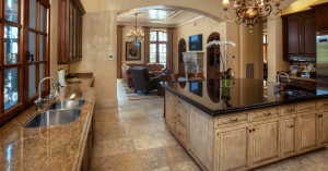 luxury kitchen in Boca Raton
