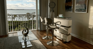 keys to creating a luxury home bar design
